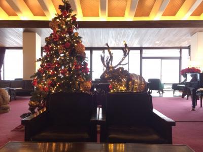 赤倉観光ホテルでゆっくり、のんびり