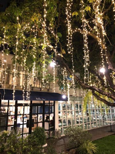 乾季のバンコクにて、アーバンリゾートを満喫♪邸宅レストランでおしゃれディナー&〆のアロマ・マッサージ☆美味しいモノと癒しのタイマッサージ☆vol.5