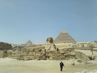 """弾丸エジプト1709  「27年ぶりのエジプトで""""ベタ""""なピラミッド巡り。」   ~カイロ&ギザ~"""