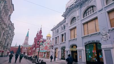 2017年11月★2度目のモスクワ★ピョートル1