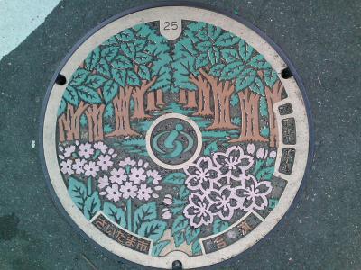 下を向いて歩こう~マンホール鉄蓋巡り(埼玉県・神奈川県編)~