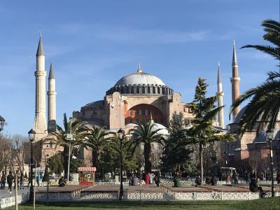 イスタンブールトランジットツアー
