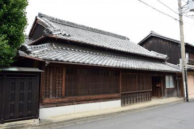 2017 伊勢街道の宿場町 1/2  神戸宿