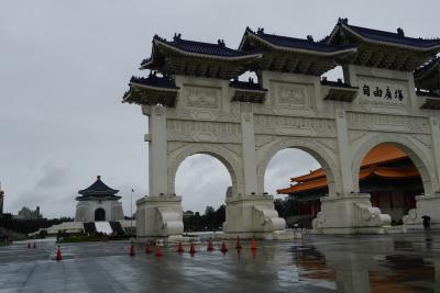 雨の台湾、1泊2日女子2人旅 1日目