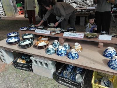 読谷山焼陶器市!やちむんめぐりの一人旅