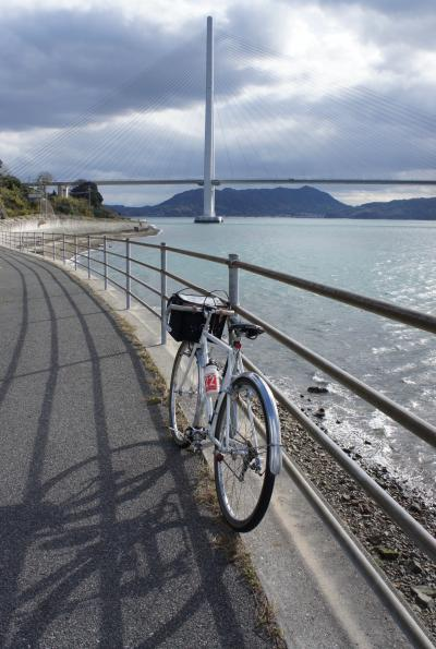 サイクリストの聖地 しまなみ海道往復記(往路編:尾道→今治)