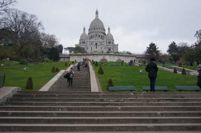 最終地パリにちょい立ち寄り