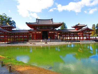 """そうだ、京都行こう。""""冬の京都・お茶の里、宇治と花灯路、嵐山の旅"""" 中学の修学旅行以来だよ、宇治編"""