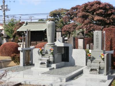 見性院墓所(清泰寺)