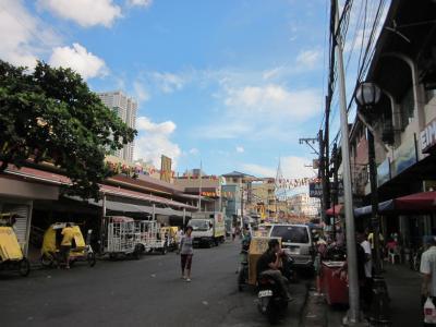 2017 フイリピン・マニラ 庶民の暮らしが残る下町マラテをぶらぶら歩き旅ー1