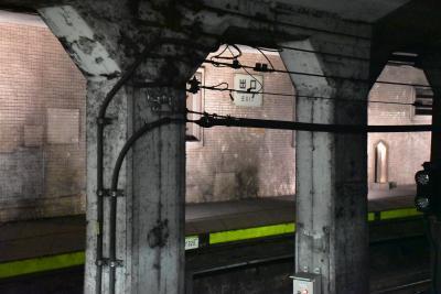 銀座線幻の駅ライトアップ、東急世田谷線、二子玉川夜景の鉄道旅(東京)