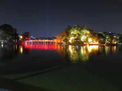 ベトナム・ハノイ街歩き