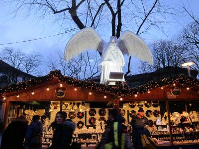【1】2017年クリスマスマーケット巡り★ Luzern編