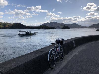 サイクリストの聖地 しまなみ海道往復記(今治→尾道 復路)