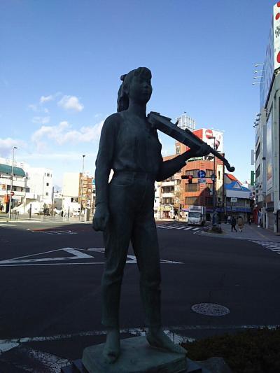 松本駅のちょい旅(第二回目)