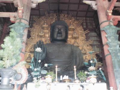 奈良東大寺周辺周遊記