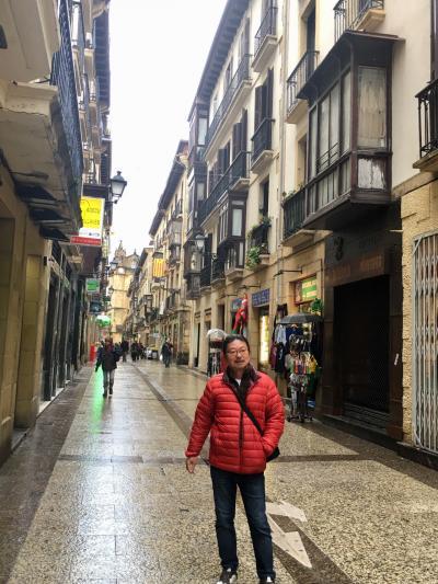 北スペインとピレネー山脈レンタカー旅、20日間 14 サンセバスチャン