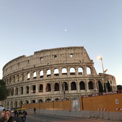初冬のローマとバチカン 観光名所と穴場をめぐる4泊5日