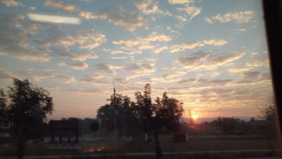 バンコクから夜行列車でチェンマイへ
