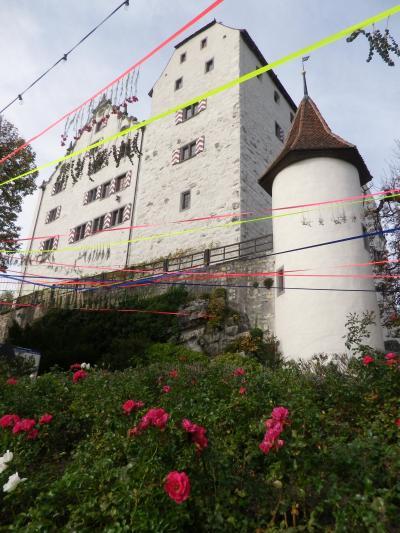 スイスあの城この城17 ウィルデック城/Schloss Wildegg