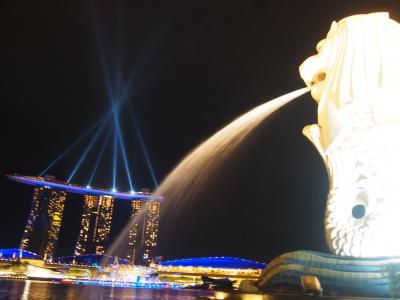 子連れで初めてのシンガポール旅行1日目・2日目