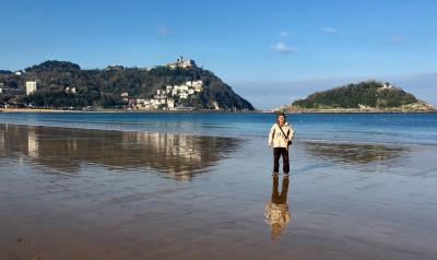 北スペインとピレネー山脈レンタカー旅、20日間 20 サンセバスチャン
