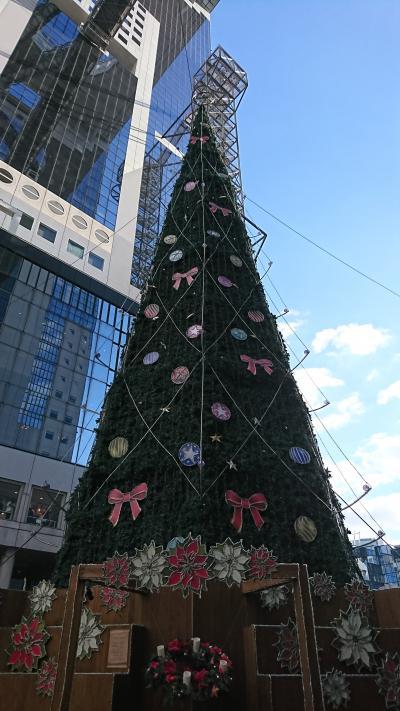梅田 IN Christmas! 2017②