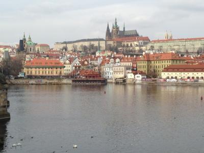 プラハとウィーン