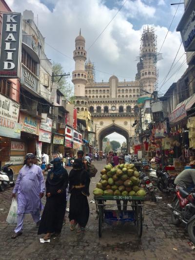 ハイデラバード【インドの南その2】