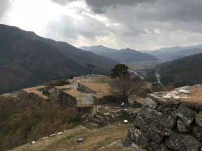 201711-21_竹田城・生野銀山・出石・城崎温泉 ---Takeda-jo Castle, Ikuno Silver Mine, Izushi city and Kinosaki Onsen<Hyogo pref>