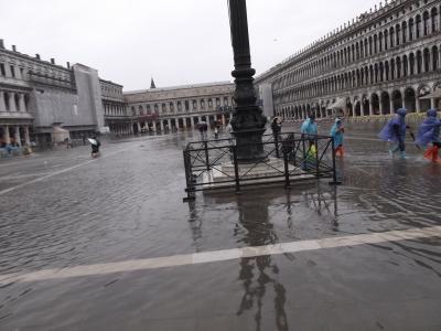 ヴェネチアその3 アックアアルタの広場、アカデミア美術館、教会めぐり。トリュフとワインを愉しむイストラ半島7