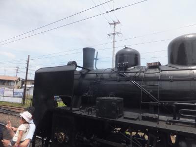 2017 大井川鐵道と磐田遠征【その2】大井川鐵道SLの旅