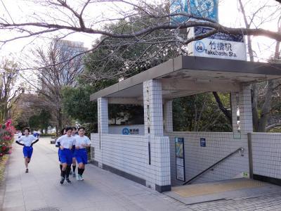 山手線横断三回目 東京駅から高田馬場駅まで歩く