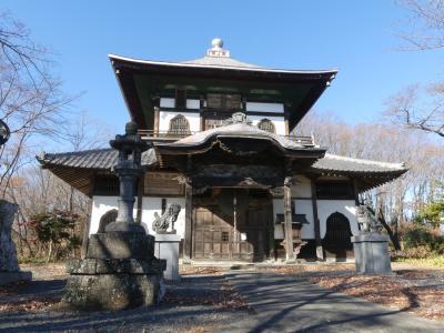 成身院百体観音堂(さざえ堂)へ行きました_2017_日本三大さざえ堂の一つと言われています(埼玉県・本庄市)