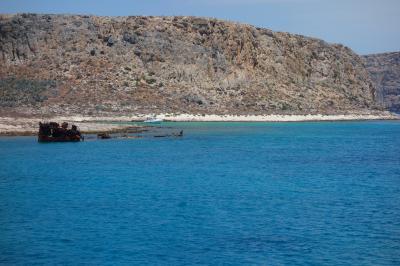 ギリシャでハネムーン~アテネ・クレタ・サントリーニ~ Day3  クレタ島ハニアからバロスビーチへ