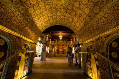GWスリランカ&香港旅行 4日目 古都キャンディを散策