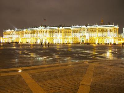 ロシア ツアー旅行②サンクトペテルブルク