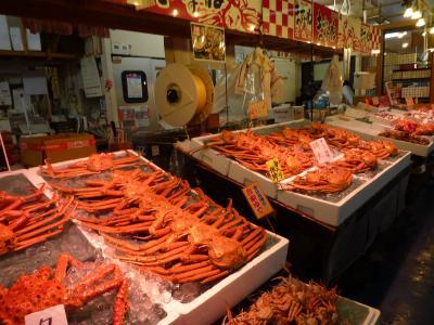 癒しと旬と開運と、ほっこり越前美人の湯と大賑わいの歳末魚市場