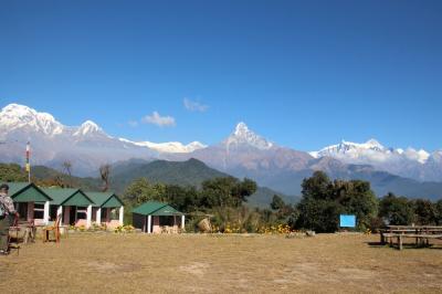 ネパール旅行③(オーストラリアンキャプまでハイキング)