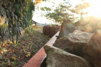 2017年秋|新潟・山形の凸凹旅【4】-- 屋台骨を支え続けて割れた佐渡の山 --