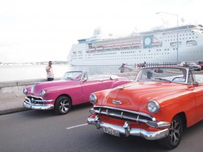 キューバ(3)瀬戸は日暮れてモヒートを/ハバナ