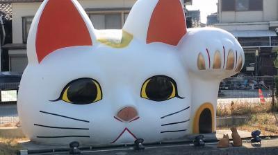 ■ とこにゃんに会う やきもの散歩道を行く <愛知県常滑市>