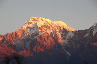 ネパール旅行④(アスタムコットまでトレッキング)
