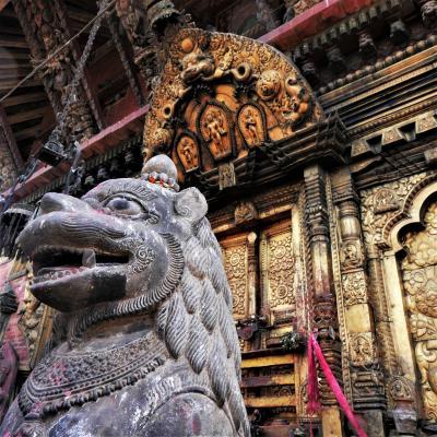 のんびりネパール 1人旅 4. ナガルコット&チャングナラヤン&ボウダナート