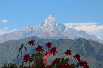 ネパール旅行⑤(ヘムジャまでトレッキング)