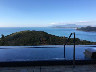 紀州加太温泉でのんびり