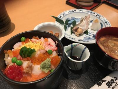 鶴岡にて温泉