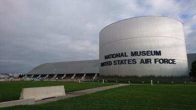 世界一周旅行(15)デイトン:アメリカ空軍博物館