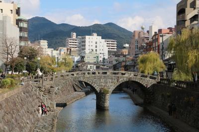 長崎のきれいな夜景とB級グルメの旅1(長崎市内観光)
