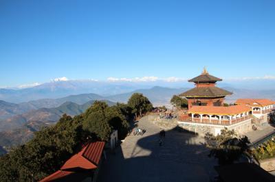 ネパール旅行⑥(ポカラからカトマンズへ)